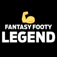Fantasy Footy Legend Face Mask Design